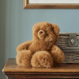 Super Luxe Coco Alpaca Fur Teddy – Petite