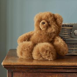 Super Luxe Coco Alpaca Fur Teddy