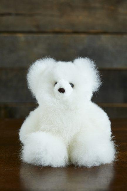 Mini Alpaca Fur Teddy