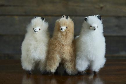 Minie Alpaca Fur Toy