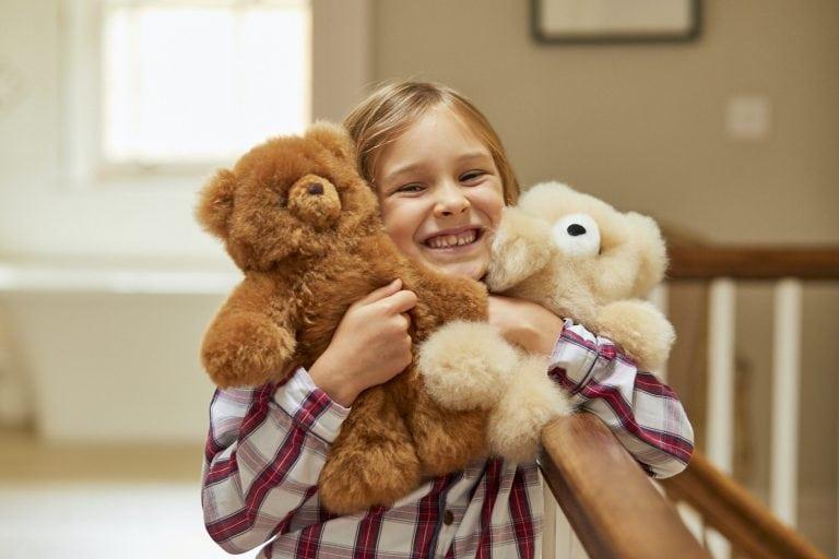 The Power of a Bear Hug