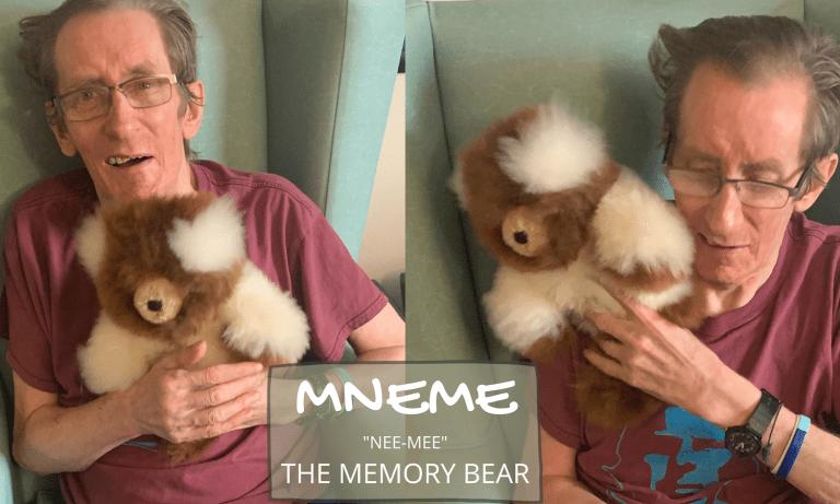 MNEME 'NEE-MEE' The Memory Bear – The Digital Line